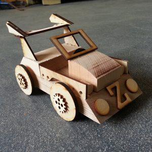 warsztaty z tworzenia pojazdów dla dzieci